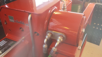 New: Lockplate for tipper